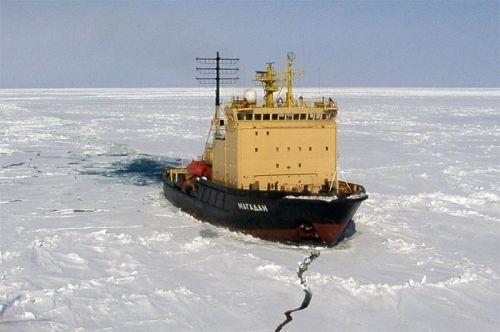 Предотвращение обледенения судового оборудования