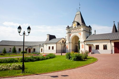 «Историко-Архитектурный комплекс «Одинцово», Московская область