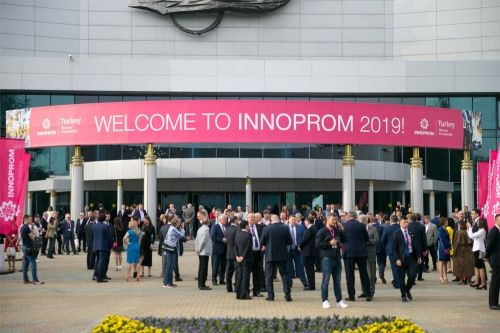 СК «КаскадСтрой» приняла участие в выставке ИННОПРОМ 2019